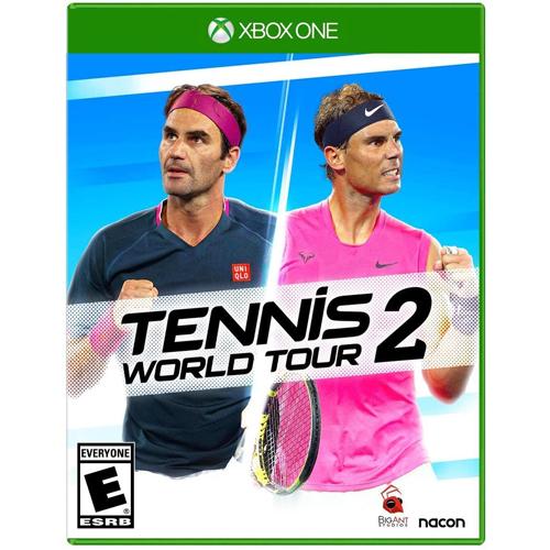 Tennis World Tour 2 - Xbox One/Series X