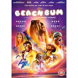 The Beach Bum - DVD