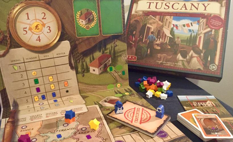 Tuscany EE Body