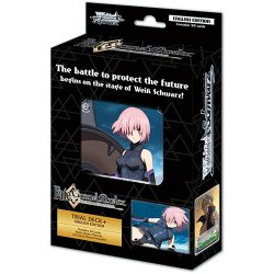 Weiss Schwarz Trial Deck Plus: Fate Grand Order Absolute Demonic Front - Babylonia