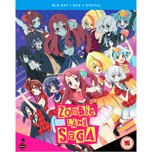 Zombie Land Saga - The Complete Series Collectors Limited Edition - Blu-ray + DVD