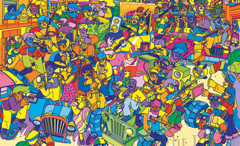 carnival puzzle