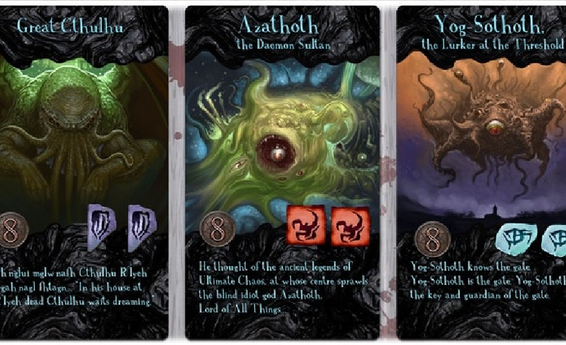 cthulhu tales dream cards