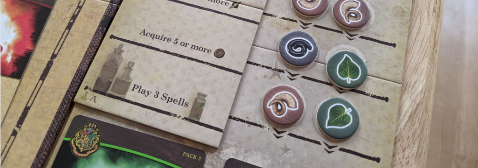 Harry Potter: Hogwarts Battle – The Charms and Potions Expansion Review