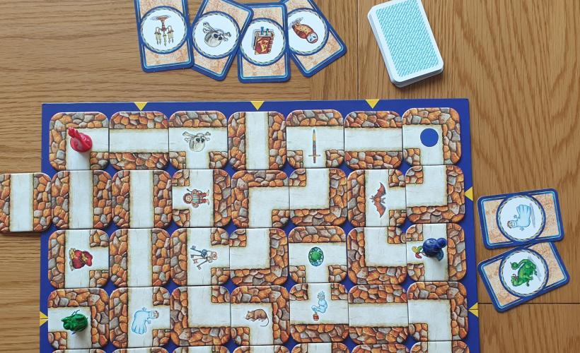 labyrinth board