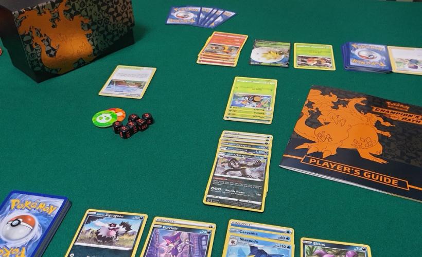 pokemon champions path box how to play layout