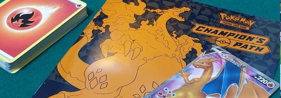 How to Play Pokémon TCG: Champion's Path | Zatu Games UK