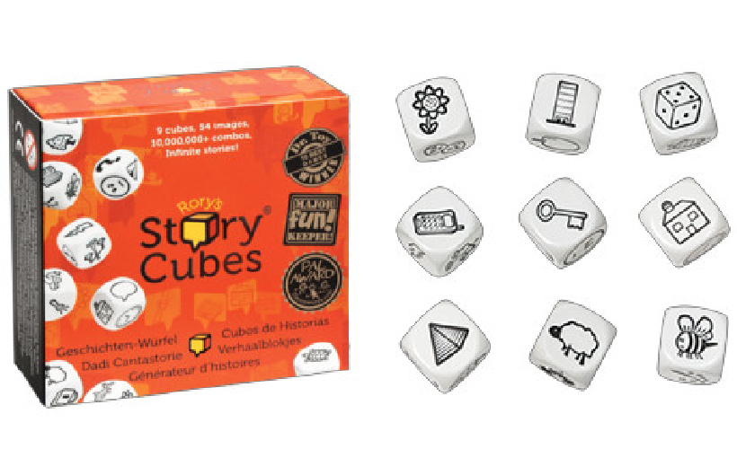 rory's story cubes demo