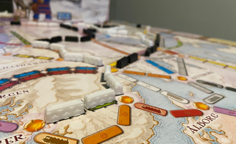 ticket to ride nordic components