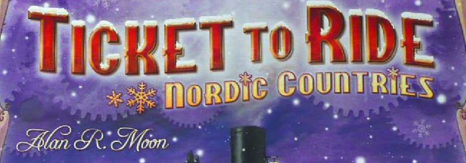 Ticket to Ride: Nordic Countries Review