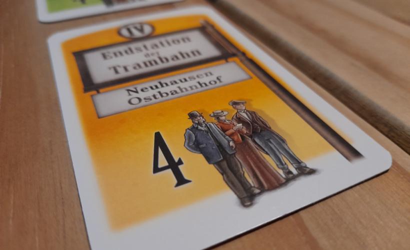 trambahn character card