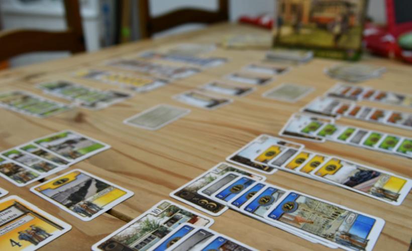 trambahn game table