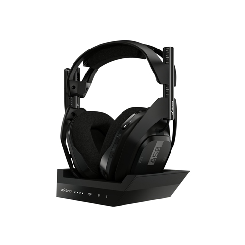ASTRO A50 4th Gen Headset 7.1 & Charge Base - Black - PS4