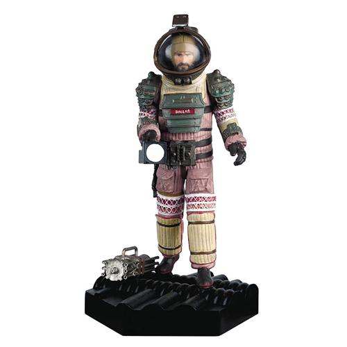 """Alien & Predator - Aliens Dallas Resin Figure 5"""""""