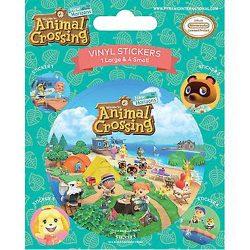 Animal Crossing (Island Antics) Vinyl Sticker Pack