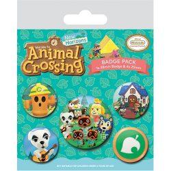 Animal Crossing (Islander) Badgepack