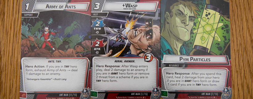Ant Man Cards