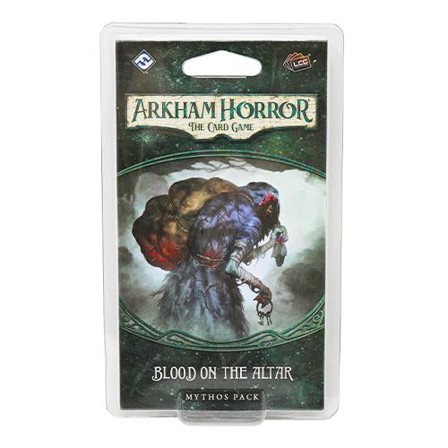 Arkham Horror LCG: Blood on the Altar Mythos Pack Expansion