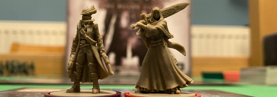 Bloodborne The Board Game Review