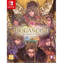 Brigandine: The Legend of Runersia Collector's Edition - Nintendo Switch