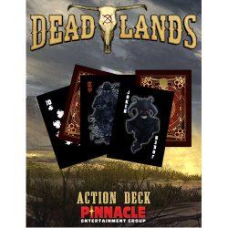 Deadlands: The Weird West Action Deck