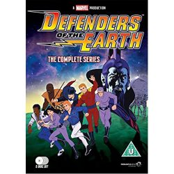 Defenders of The Earth - DVD