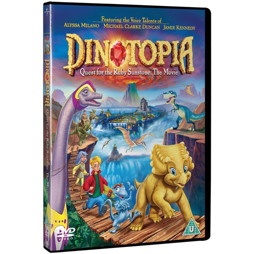 Dinotopia: Quest For The Ruby Sunstone - DVD