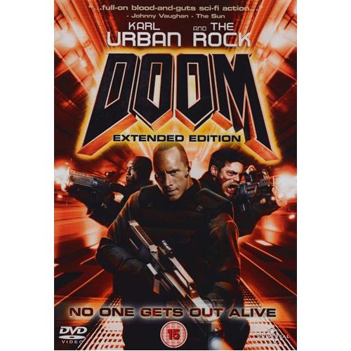 Doom (Extended Edition) - DVD