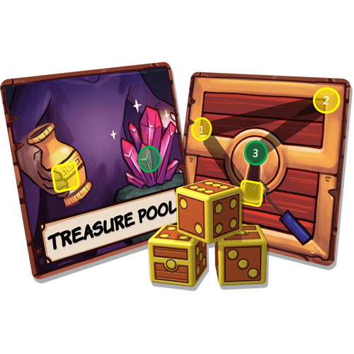 Dungeon Drop Expansion: Trials & Tools