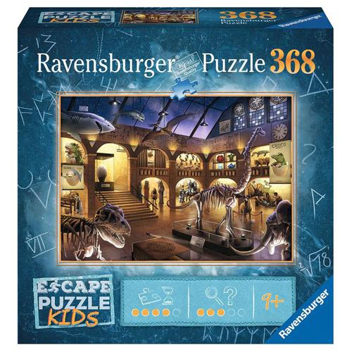 Escape Puzzle Kids - Museum (368 pieces)