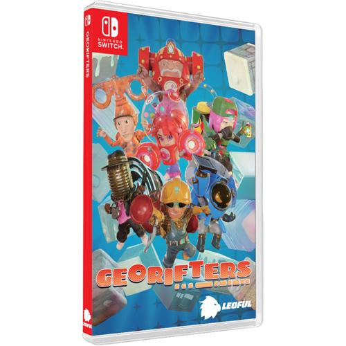 Georifters - Nintendo Switch