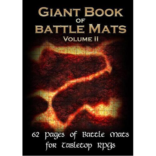 Giant Book Of Battle Mats Volume 2