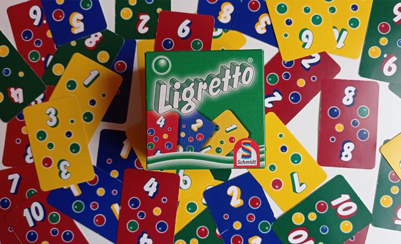 Ligretto Green cards