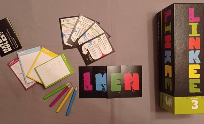 Linkee components
