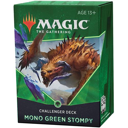 MTG: 2021 Challenger Deck - Mono Green Stompy