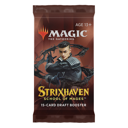 MTG: Strixhaven - School of Mages Draft Booster Pack