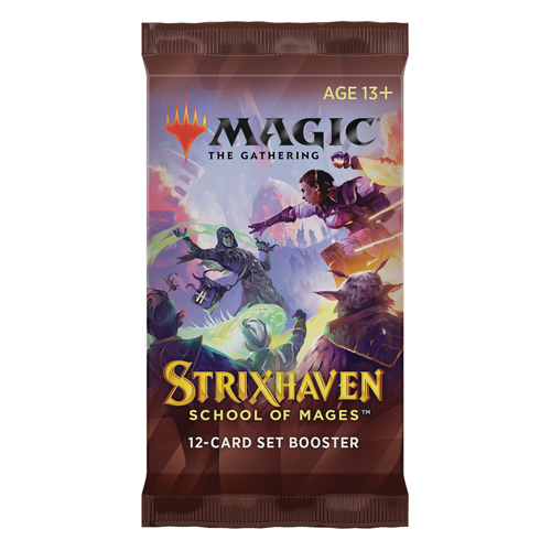 MTG: Strixhaven - School of Mages Set Booster Pack