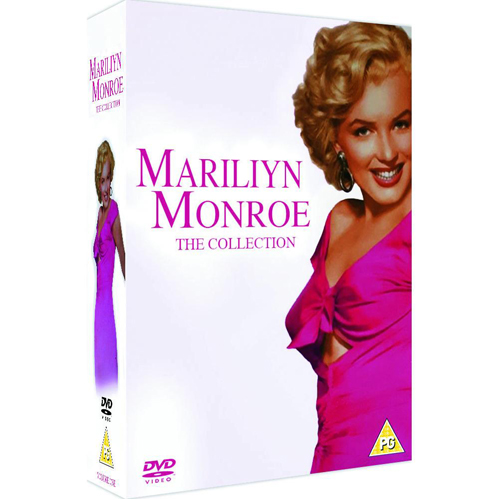 Marilyn Monroe - The Collection (7 Films) - DVD