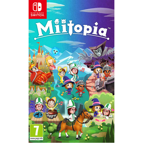 Miitopia - Nintendo Switch