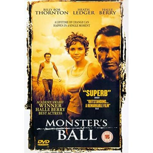 Monsters Ball - DVD