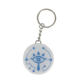 Nintendo The Legend of Zelda Sheikah Eye Keyring Light