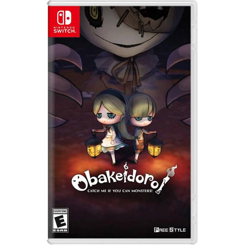Obakeidoro: Catch Me If You Can Monsters! - Nintendo Switch