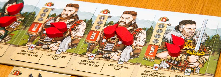 Raiders of Scythia Review | Board Games | Zatu Games UK