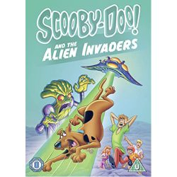 Scooby-Doo - And The Alien Invaders - DVD