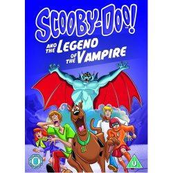 Scooby-Doo - And The Legend Of The Vampire - DVD