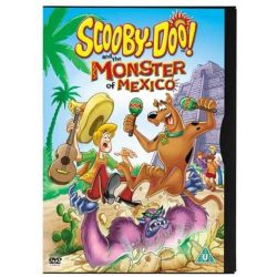 Scooby-Doo - And The Monster Of Mexico - DVD