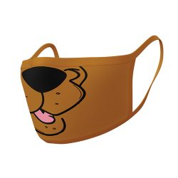 Scooby Doo Face Covering (2 Pack)