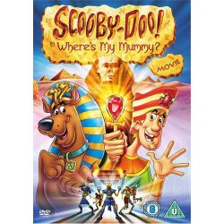 Scooby-Doo - In Wheres My Mummy - DVD