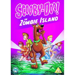 Scooby Doo - On Zombie Island - DVD