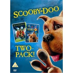 Scooby Doo The Movie / Scooby Doo 2 - Monsters Unleash - DVD